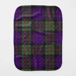 Macdonaldの一族の格子縞のスコットランド人のタータンチェック バープクロス