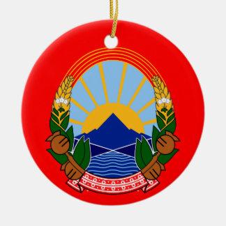 Macedonia*のクリスマスのオーナメント セラミックオーナメント