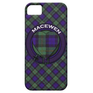 MacEwenのスコットランド人のタータンチェック iPhone SE/5/5s ケース