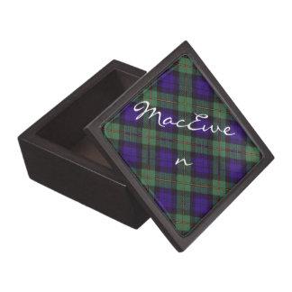 MacEwenのスコットランド人の格子縞 ギフトボックス