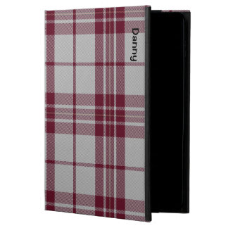 MacGregorの服のタータンチェック格子縞のiPadの空気2箱 Powis iPad Air 2 ケース