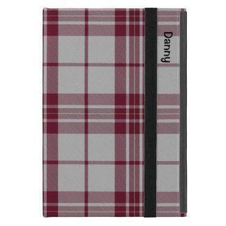 MacGregorの服のタータンチェック格子縞のiPad Miniケース iPad Mini ケース