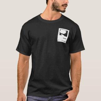 MacGuru /w箱(暗い) Tシャツ