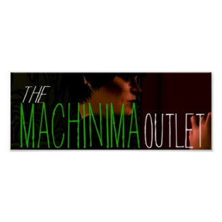 Machinimaの出口ポスター ポスター