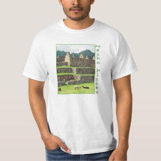 Machu Picchuペルー Tシャツ