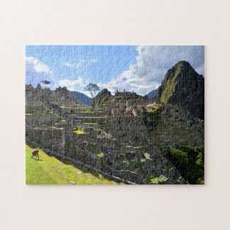 Machu Picchu、ペルーの午後 ジグソーパズル