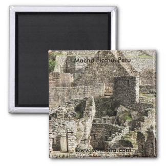 Machu Picchu、ペルー マグネット