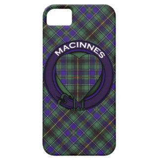 MacInnesのスコットランド人のタータンチェック iPhone SE/5/5s ケース