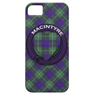 MacIntyreのスコットランド人のタータンチェック iPhone SE/5/5s ケース