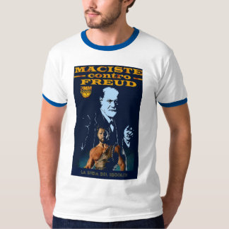 MacisteのcontroのフロイトのTシャツ Tシャツ