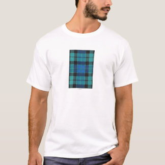 MACKAY家族のタータンチェック(スコットランドの紋章学) Tシャツ
