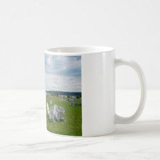 Mackinacの島 コーヒーマグカップ