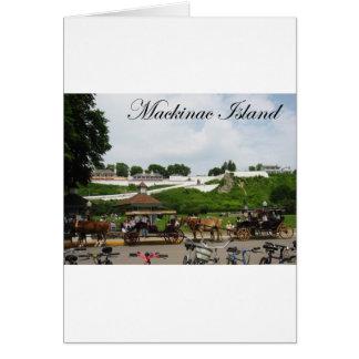 Mackinac カード