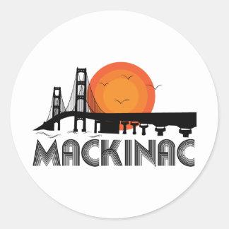 Mackinac ラウンドシール