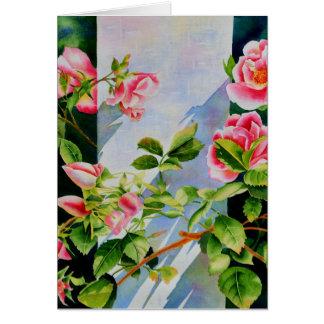 Mackinac Rose カード