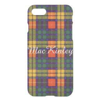 MacKinleyの一族の格子縞のスコットランドのキルトのタータンチェック iPhone 8/7 ケース