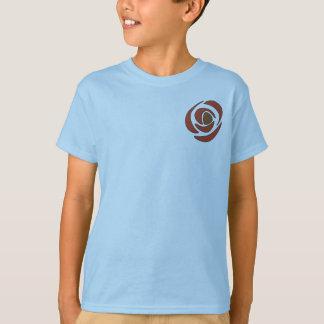 Mackinrosesの~の独身のなバラ Tシャツ