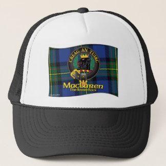 MacLarenの一族 キャップ