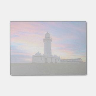 Macquarieの灯台|シドニー、オーストラリア ポストイット