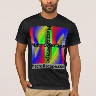macroXscape Tシャツ