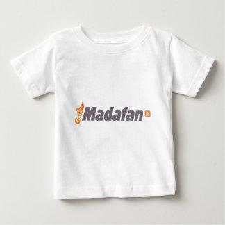 madafanプロダクトか商品化 ベビーTシャツ