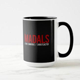Madalsの賭博からのマグ! (理想的に茶のために) マグカップ