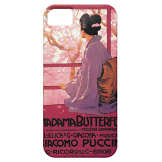 Madamaの蝶オペラ iPhone 5 ベアリーゼアケース