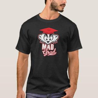 MadBadgerの不機嫌の卒業生 Tシャツ