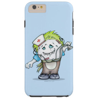 MADDI堅いと外国モンスターのiPhone   6/6s Tough iPhone 6 Plus ケース
