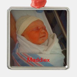 Maddiex メタルオーナメント