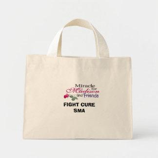 madisonandfriends、戦いの治療SMA ミニトートバッグ