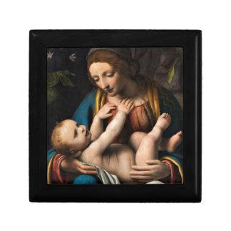Madonna med Kristusbarnet ギフトボックス