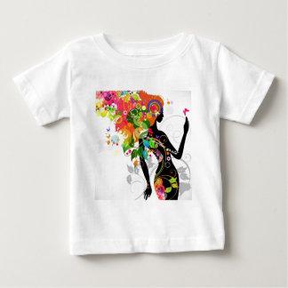 madre natura.jpg ベビーTシャツ