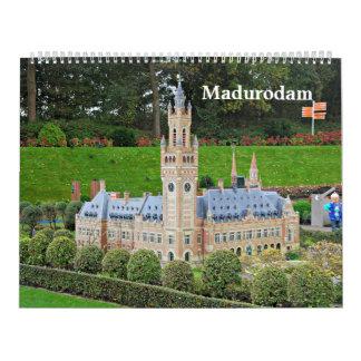 Madurodam カレンダー