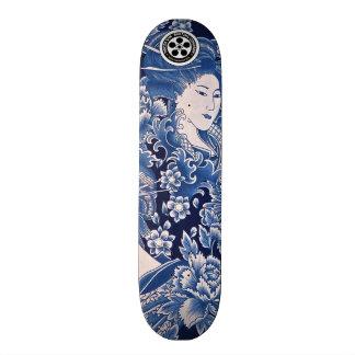 Maedaサンのスケートボードの武士のコレクション スケートボード