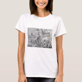 Maerten van Heemskerck著家Galliの庭 Tシャツ