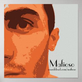 Mafi半分のポスター ポスター