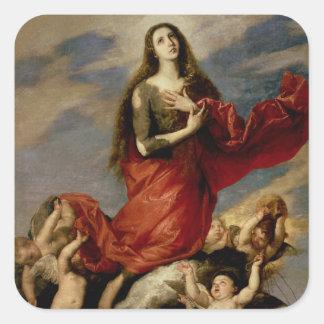 Magdalene 1636年聖母の被昇天 スクエアシール