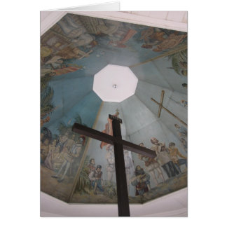 Magellanの十字 グリーティングカード