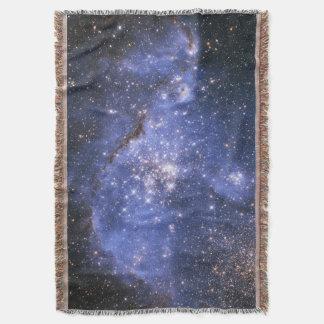 Magellanの星雲によって編まれるブランケット スローブランケット