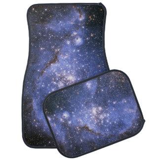Magellanの星雲のカーマットのフルセット カーマット