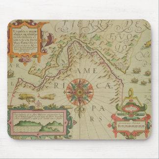 Magellanの海峡の地図、Mからのパタゴニア、 マウスパッド