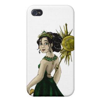 Magnacious女王 iPhone 4/4Sケース