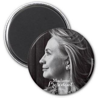 Magnetヒラリー・ロッドハム・クリントン夫人大統領 マグネット