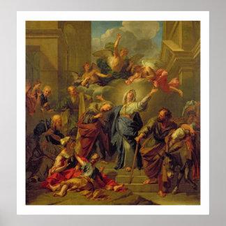 Magnificatのマドンナ ポスター