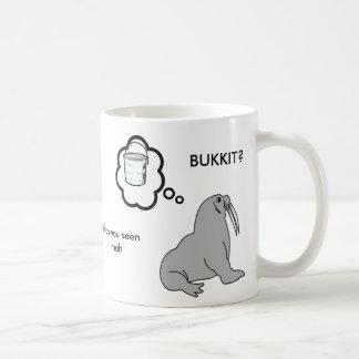 Mah Bukkitを見ましたか。 Lolrus/のセイウチのマグ コーヒーマグカップ