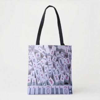 Mah Jongのタイルのバッグ トートバッグ