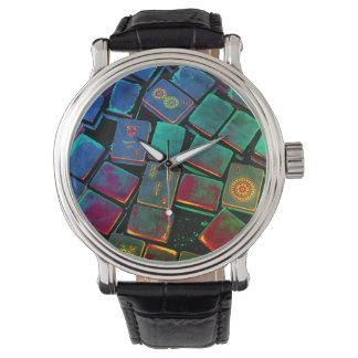 Mah Jonggのタイルの腕時計 腕時計