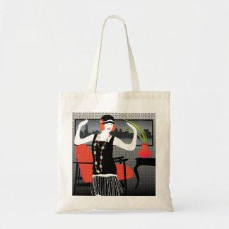 Mah Jonggのフラッパーのバッグ トートバッグ