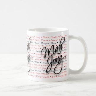 Mah Jonggのマグ コーヒーマグカップ